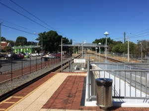 Maylands Train Station
