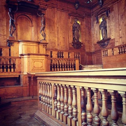 Il teatro anatomico - Biblioteca comunale dell'Archiginnasio