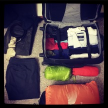 You can fit a lot into one carryon.