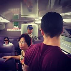 Train to Blue Mountains