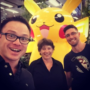 Pokemon, Changi airport