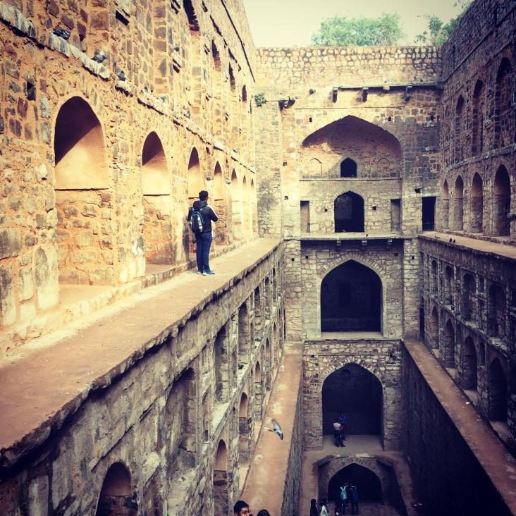 Agrasen ki Baoli, New Delhi, India
