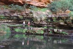Circular Pool, Karijini, Western Australia.