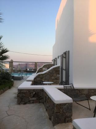 A Hotel, Mykonos