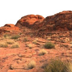 Kings Canyon in central Australia